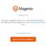 Install Magento using composer
