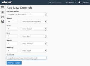 magento cron new cron