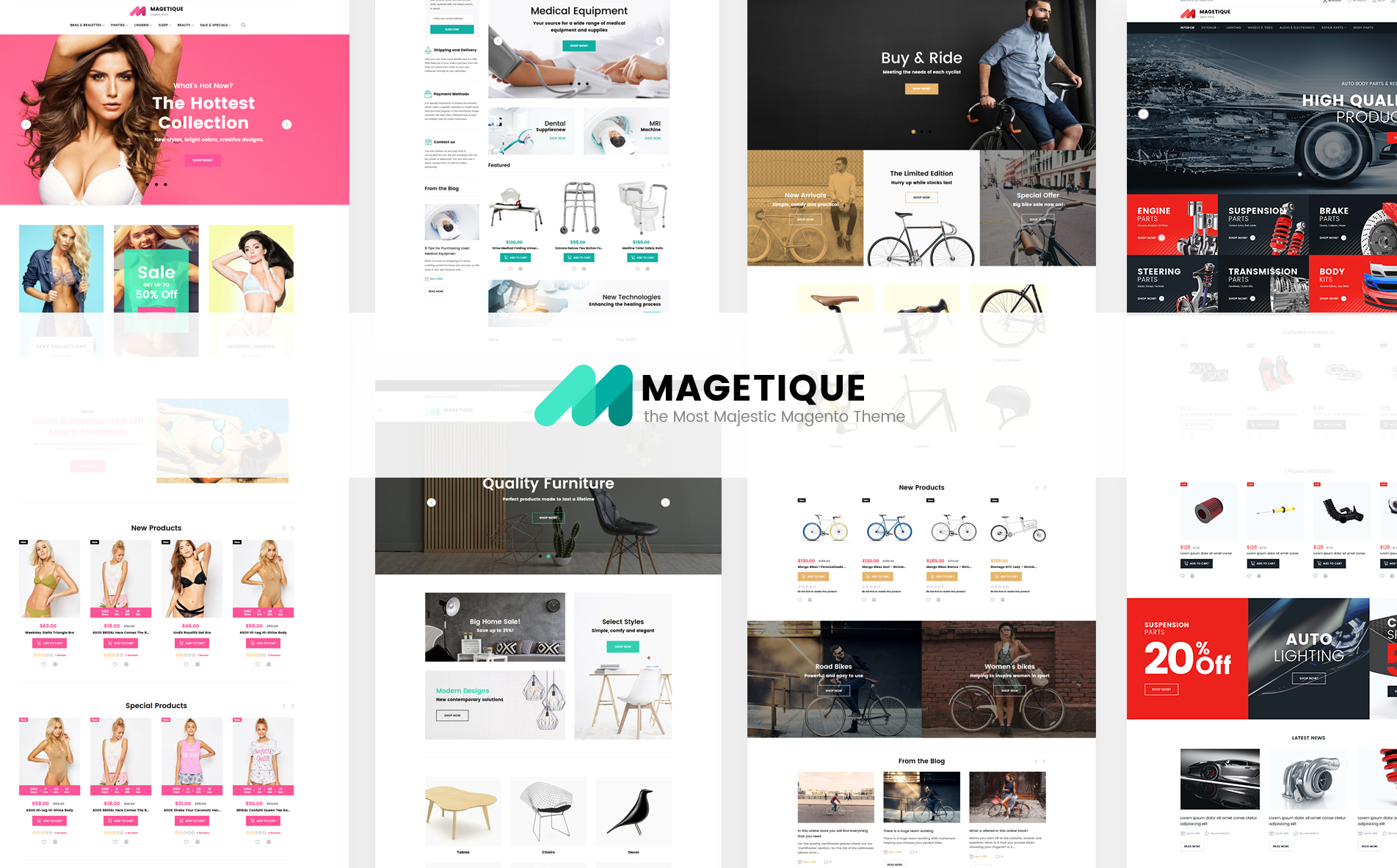 Magetique - Magento 2