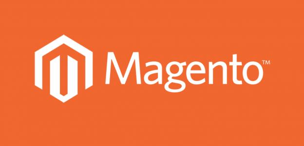 magento website url