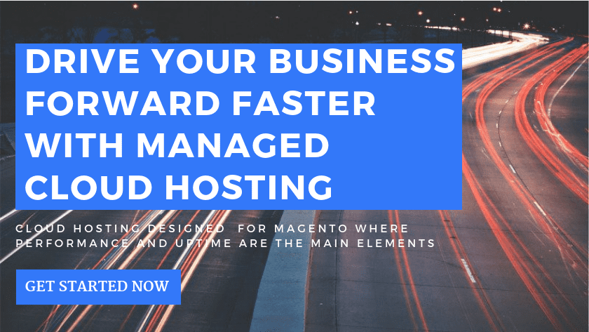 Get cloud hosting