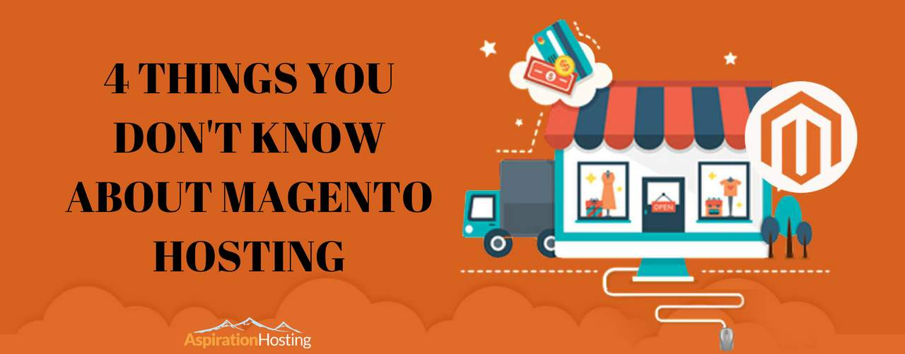 About Magento hosting