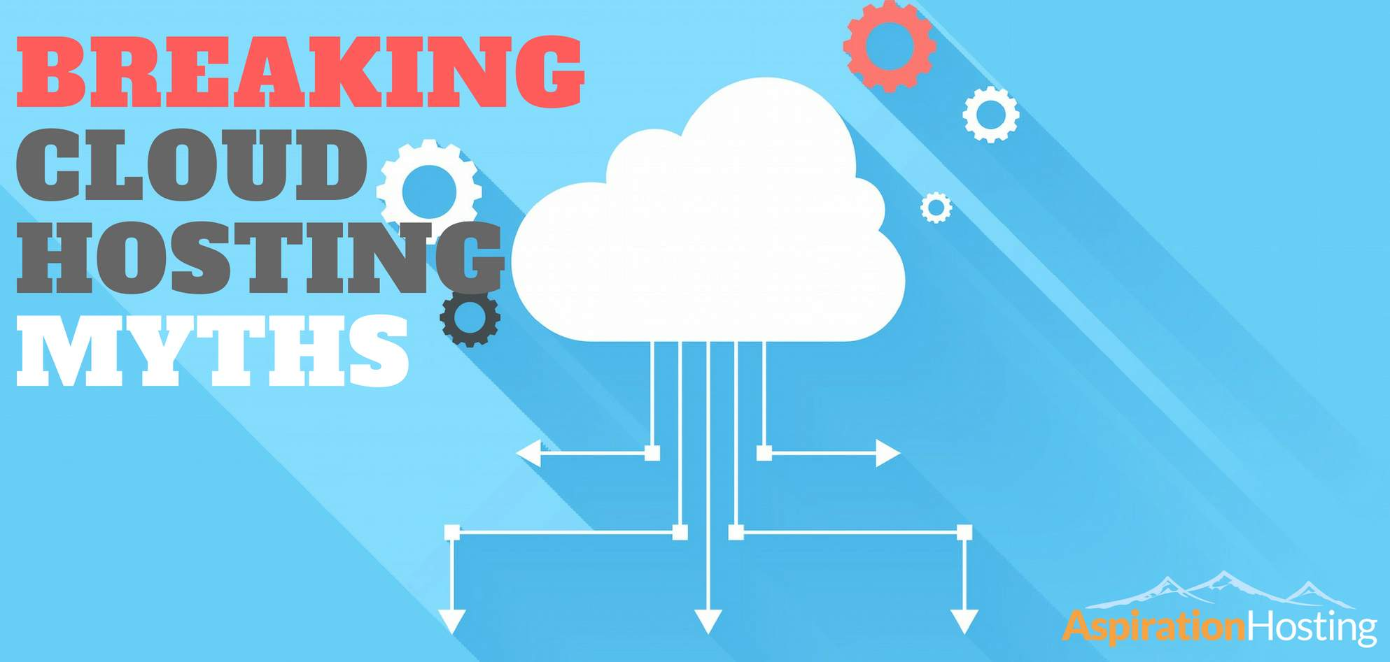 Breaking cloud hosting myths Aspiration Hosting