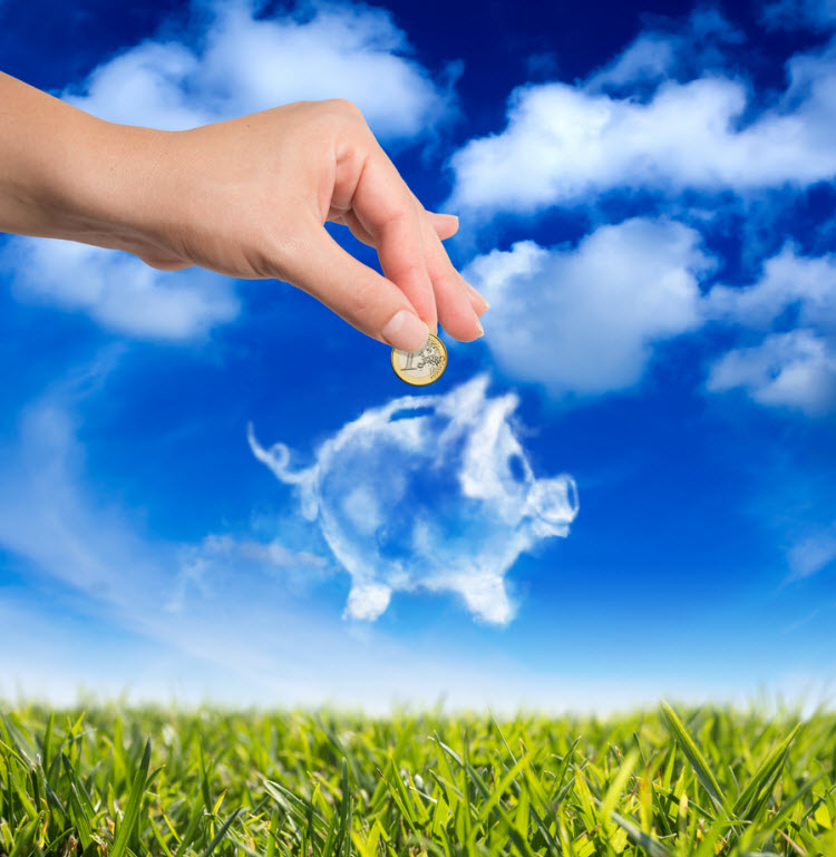 3 ways by which right cloud hosting from Aspiration hosting will save yourmoney.