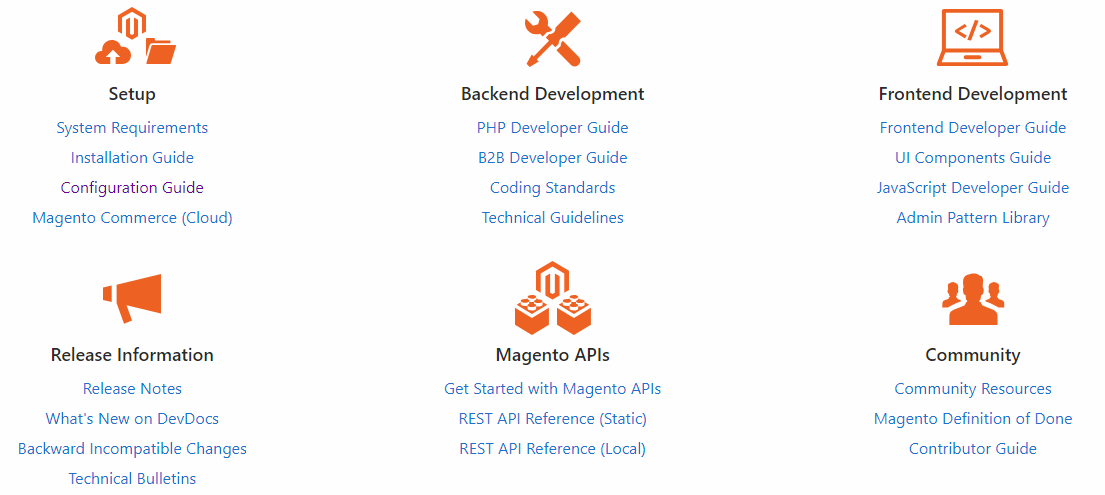 Magento Commercial Edition User Guide - Development