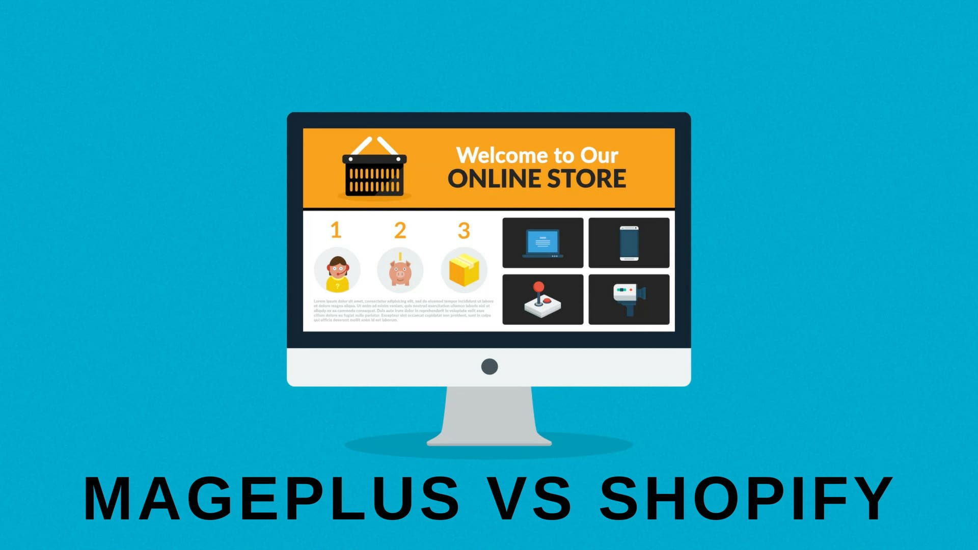 Why MagePlus is better than Shopify