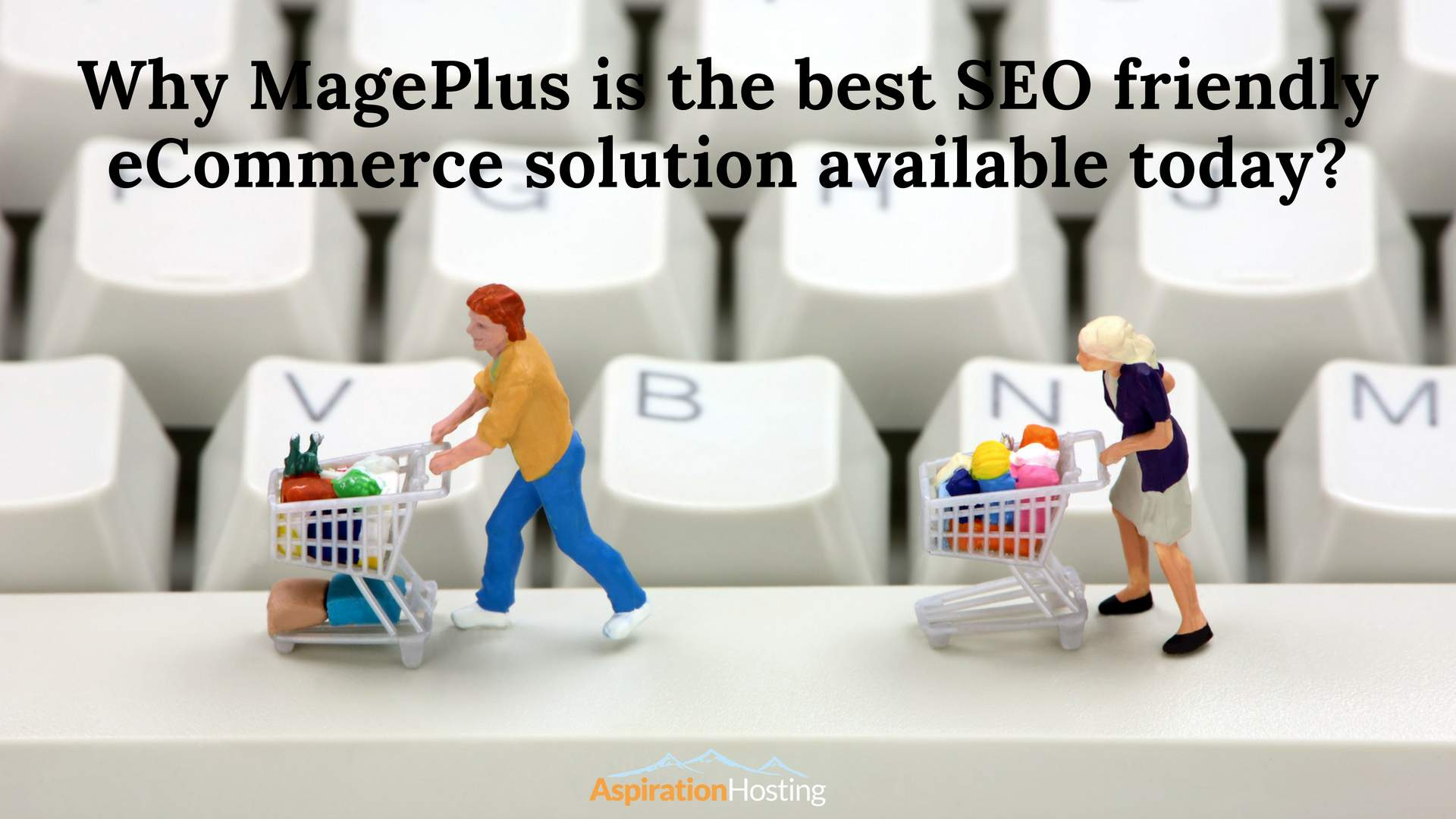 SEO friendly eCommerce