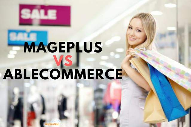MagePlus vs AbleCommerce