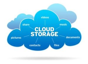 cloud-based storage