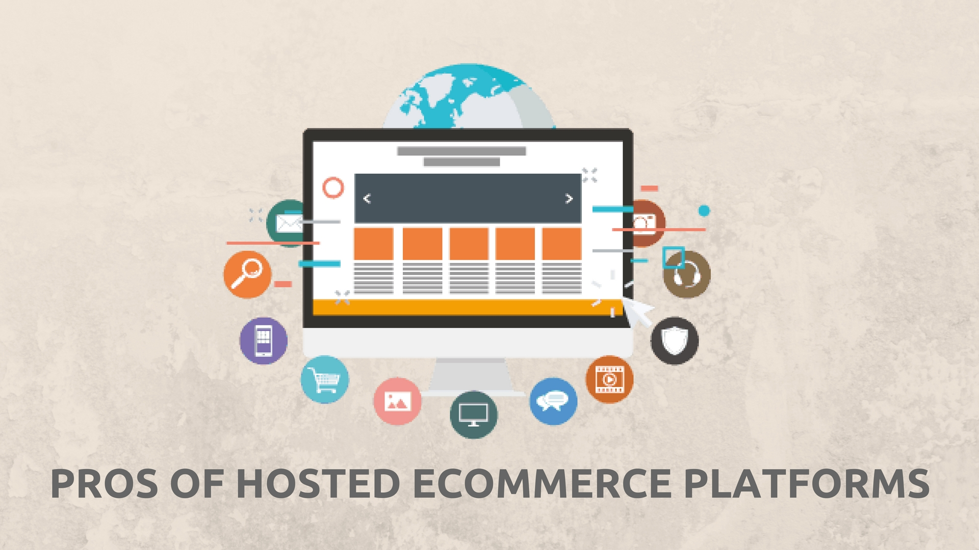 Pros of hosted eCommerce platforms