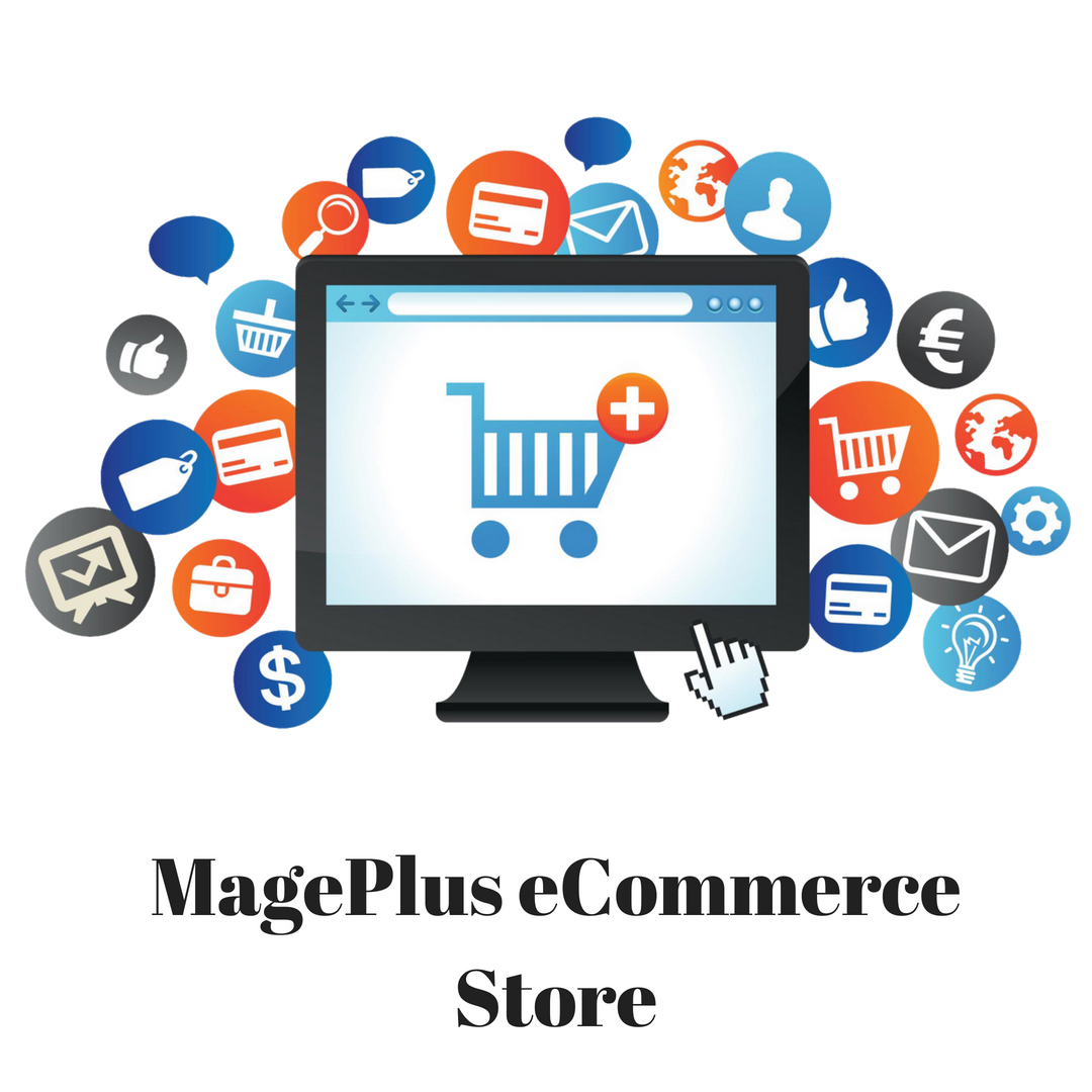 MagePlus eCommerce store