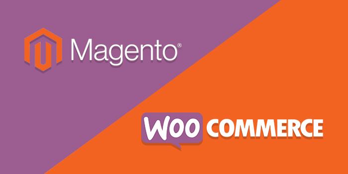WooCommerce vs Magento