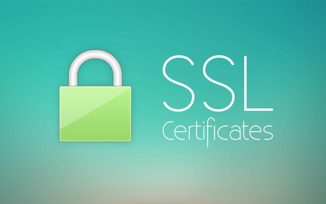 SSL certificate benefits