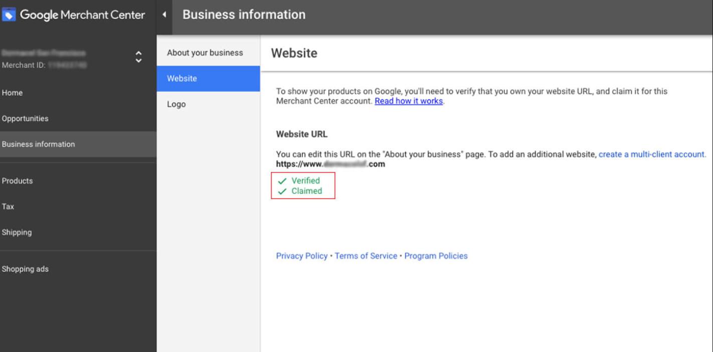 Magento Sitemap - How to do google verification?