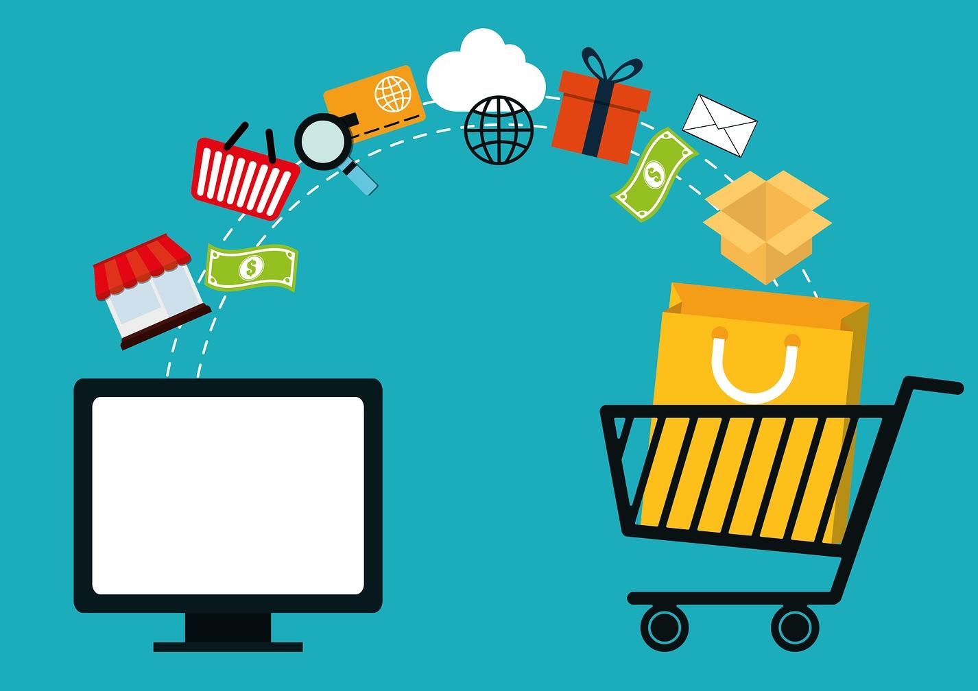 eCommerce website platform