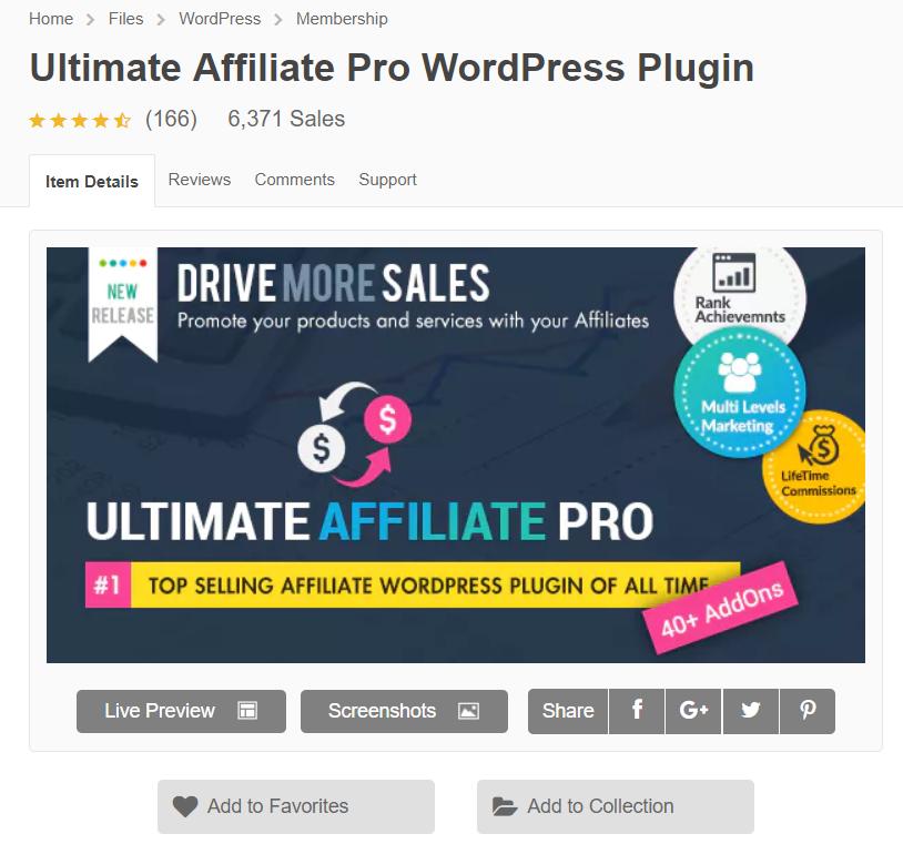 wooocommerce affiliate plugin