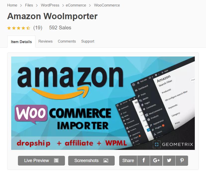 woocommerce affiliate plugin
