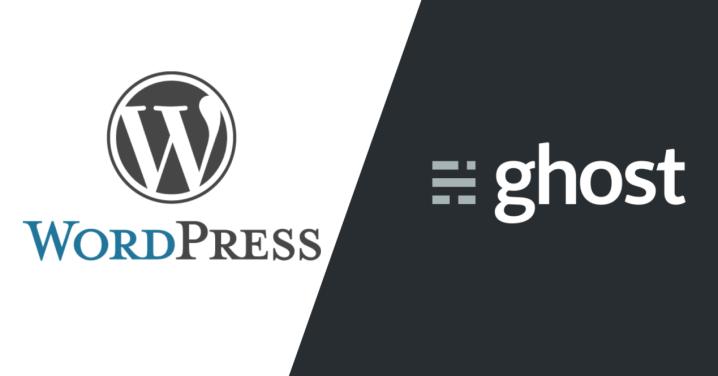 WordPress vs Ghost