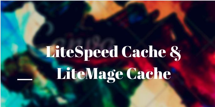 LiteSpeed Cache & LiteMage Cache