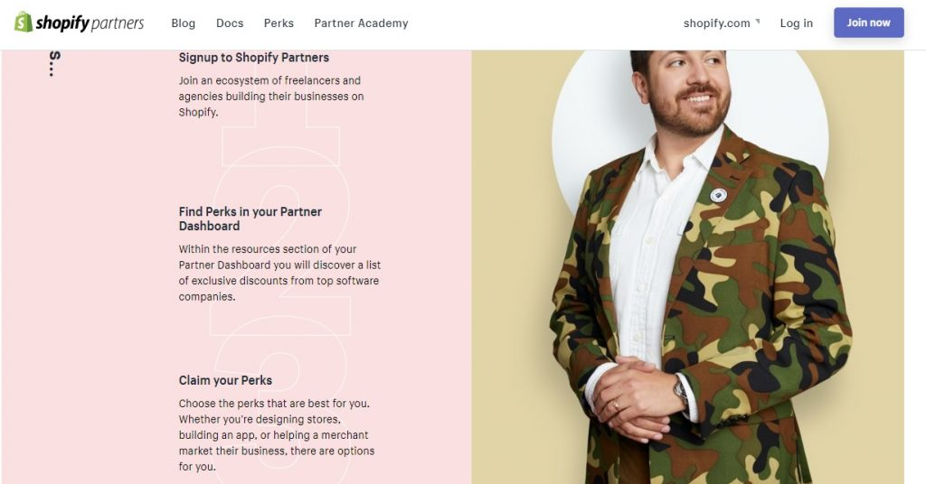 Shopify Partner Programs