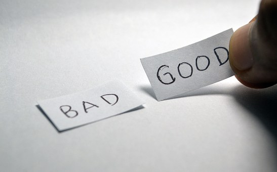 Best Practices require you to decide consciously whether your coding is good or bad.