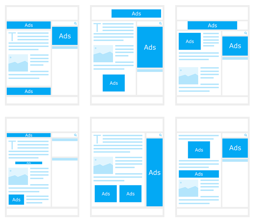 Layouts you can create using CSS Grids