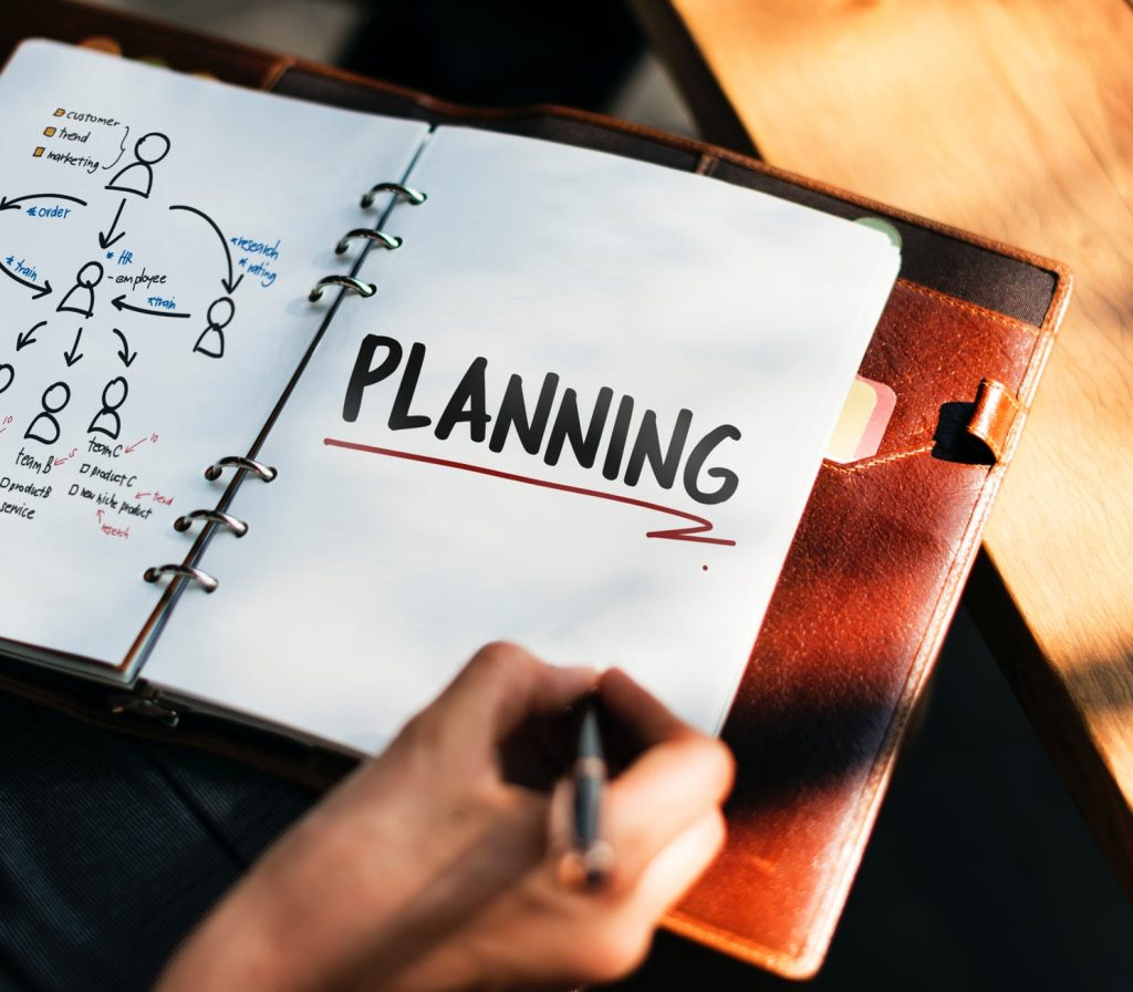 Planning your Business makes it a reality and also relieves you of any tension as you are prepared and understand what needs to be done.